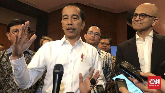 Jokowi Akui Sudah Tes Corona, Hasil Belum Diketahui