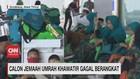 VIDEO: Calon Jemaah Umrah Khawatir Gagal Berangkat