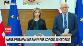 VIDEO: Kasus Pertama Korban Virus Corona di Georgia