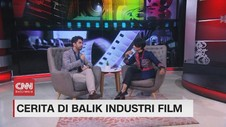 VIDEO: Reza Rahadian Cerita di Balik Industri Film (2/5)