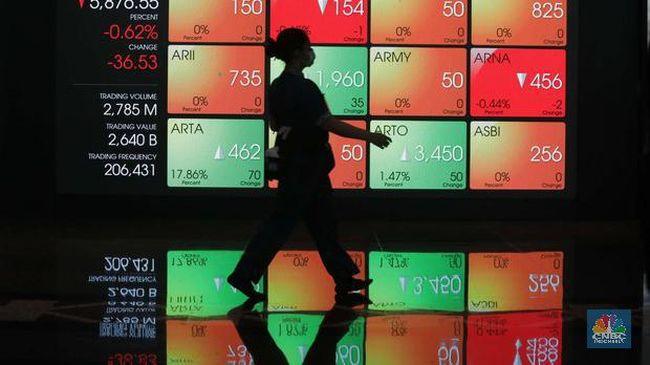 Deretan Saham-saham Ini Bikin Buntung, Ambles 25%