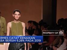 Hermes Catatkan Kenaikan Laba Bersih pada 2019