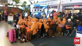 35 Anggota Jemaah Umrah Asal Palembang Tetap Berangkat