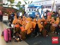 Di Bandara Soetta, Mimpi Umrah Yati Kandas karena Corona