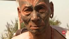 VIDEO: Generasi Terakhir Tato Suku Naga Myanmar
