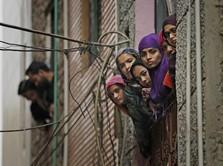 Hindu dan Muslim di India Bentrok, 38 Orang Tewas