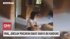 VIDEO: Viral, Jebolan Pencarian Bakat Aniaya Ibu Kandung