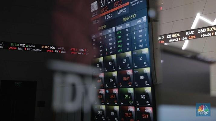 IHSG Drop, Bursa Saham RI Kehilangan Rp 151 T