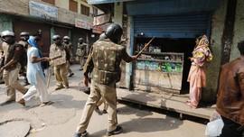 38 Orang Tewas dalam Bentrok Umat Hindu-Islam di India