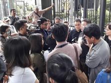 Lagi, Para Nasabah Reksa Dana Minna Padi 'Seruduk' Gedung OJK