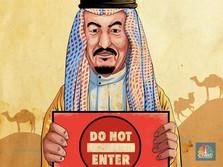 Larangan Umroh Arab Saudi Bikin Kaget