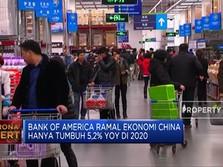 BOA Ramal Laju Ekonomi Global di 2020 Hanya 2,8%