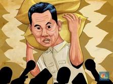 DPR Minta Buwas Lebih 'Buas' Kurangi Impor Pangan