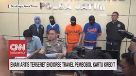 VIDEO: 6 Artis Terseret Endorse Travel Pembobol Kartu Kredit