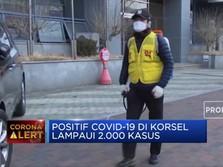 Corona Semakin Meluas di Korea Selatan