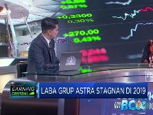 Sektor Manufaktur Terpukul, Kinerja  Laba Astra Group Stagnan
