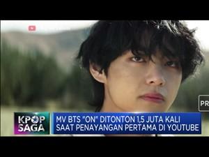 Boyband BTS Lagi-lagi Cetak Rekor di Youtube