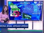 Corona Jegal Jemaah Umrah