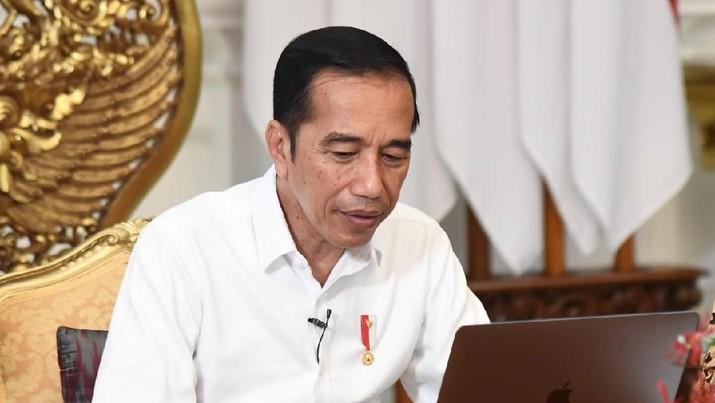 Presiden Jokowi mewanti-wanti kepada para menterinya agar bergerak cepat.