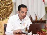 Hari Perawat, Jokowi: Mereka Berjuang untuk Kesehatan Rakyat