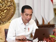 Jokowi Jengkel: Sudah Khawatir Corona, Khawatir Suplai Barang