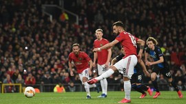 Statistik MU: Hampir Satu Penalti Tiap Tiga Pertandingan