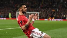 Sidik Jari Bruno Fernandes di Gol-gol Manchester United