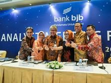 Terus Tumbuh, Bank bjb Cetak Laba Rp 1,56 triliun pada 2019