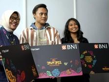 BNI Kukuhkan Diri Jadi Bank Digital di Java Jazz 2020