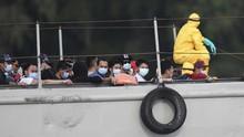 Skenario Evakuasi WNI Diamond Princess dari Bandara Halim