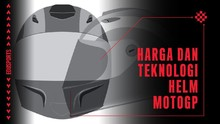 Edusports: Harga dan Teknologi Helm MotoGP