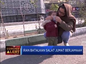Shalat Jumat di Iran Dibatalkan Karena Corona