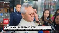 VIDEO: Ketua KPU Mengaku Pernah Bertemu Harun Masiku