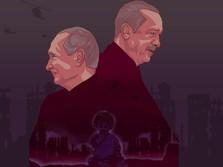 Turki Masih Gempur Tentara Suriah, 21 Tewas