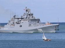Wow! Rusia Uji Coba Senjata Nuklir Hipersonic