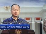 Jokowi Bertemu Tony Blair dan Bos Sofbank Bahas Ibu Kota Baru