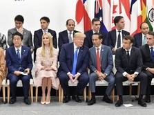 Terjangkit Corona, Ekonomi Negara G-20 Luluh Lantak