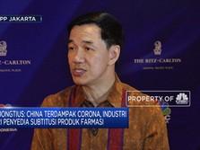 Strategi Kalbe Farma Antisipasi Dampak Corona