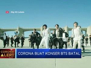 Army Harus Bersabar, BTS Batal Konser Karena Corona
