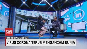 VIDEO: Virus Corona Terus Mengancam Dunia