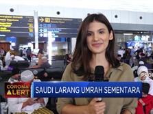 Makin Ganas Virus Corona, Saudi Larang Semua Umrah
