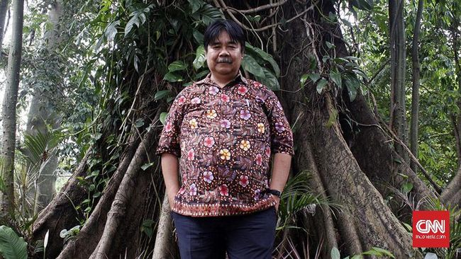 Bambang HS, Ahli Forensik Hutan yang Diremehkan di RI