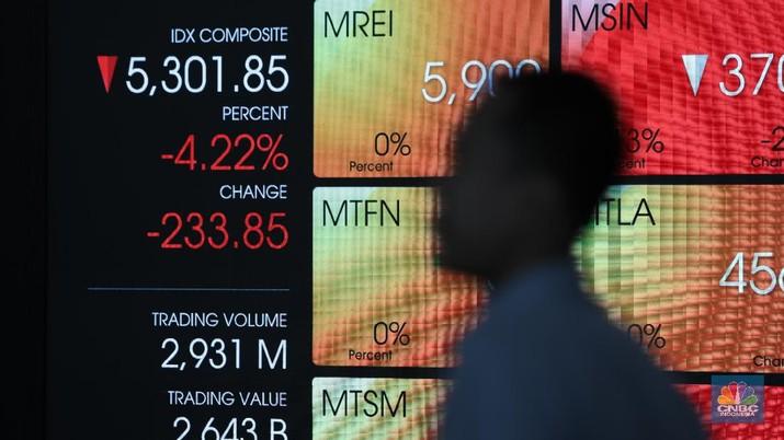Bursa Efek Indonesia (BEI) mencatat ada 24 perusahaan masuk dalam pipeline IPO.