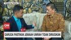 VIDEO: Garuda Pastikan Jemaah Umroh Tidak Dirugikan