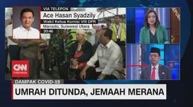 VIDEO: Umrah Ditunda, Jemaah Merana
