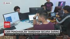 VIDEO: Cari Penghasilan Tambahan Secara Daring