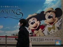 Corona Makin Menyebar, Tokyo Disneyland Tutup hingga April