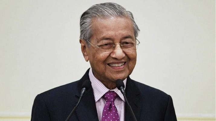 Mahathir Mohamad (Mohd RASFAN/AFP)
