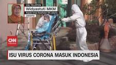 VIDEO: Dinkes Tanggapi Soal Isu Virus Corona Masuk Indonesia