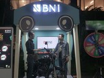 BNI Libatkan 4 Perusahaan Anak di Java Jazz 2020